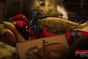 Deadpool 2016 Coming Soon HD