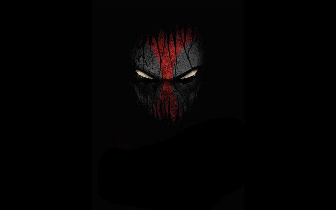 Deadpool Face HD
