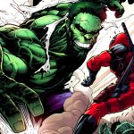 Deadpool vs Hulk 4K