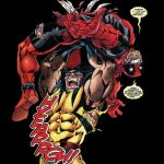 Deadpool vs Wolverine 4K