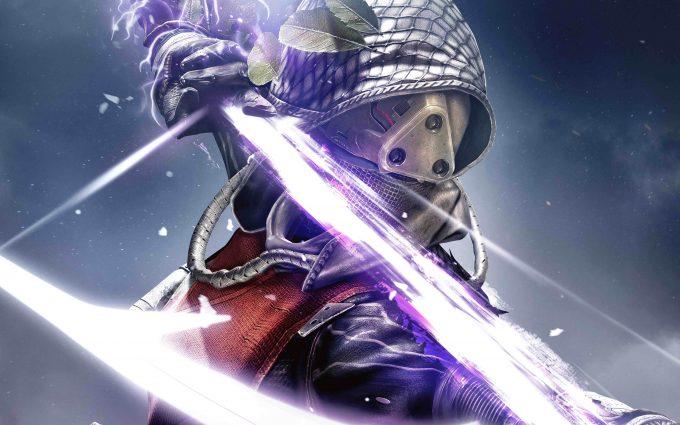 Destiny The Taken King Hunter 8K