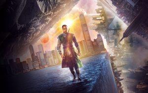 Doctor Strange (2016) Karl Mordo 8K