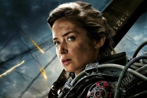 "Edge of Tomorrow, Sergeant Rita Vrataski ""Angel of Verdun"" HD"