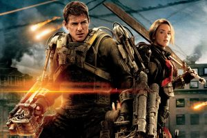 Edge of Tomorrow Sergeant Rita Vrataski Major William Cage HD