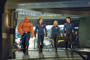 Fantastic Four 2005 Team HD