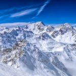 Snowy Mountains Austrian Alps HD