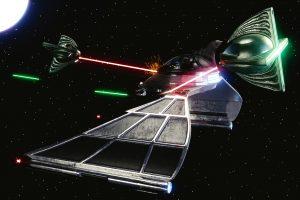 Spaceship Battle HD