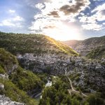 Sunrise Over The Mountains Verdon Gorge France 5K