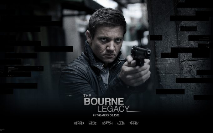 The Bourne Legacy In Theaters HD