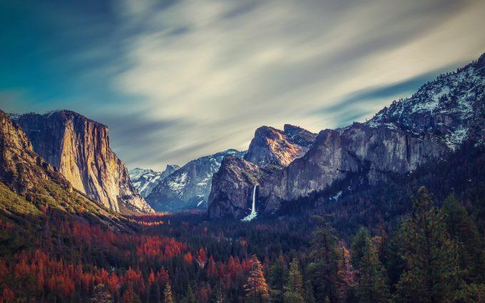 Yosemite Valley HD