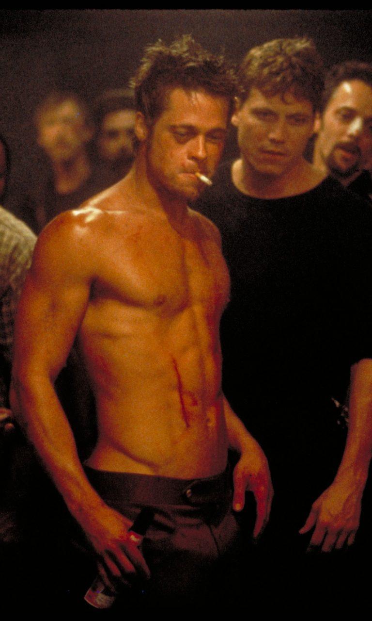 Brad pitt fight club trainingsplan