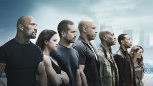 Furious 7 (2015) The Team 4K