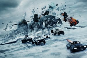 The Fate of the Furious (2017) 8K