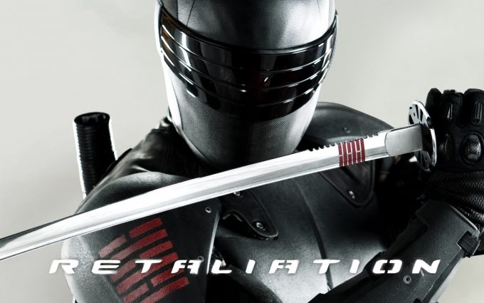 GI Joe Retaliation 2013 Snake Eyes HD