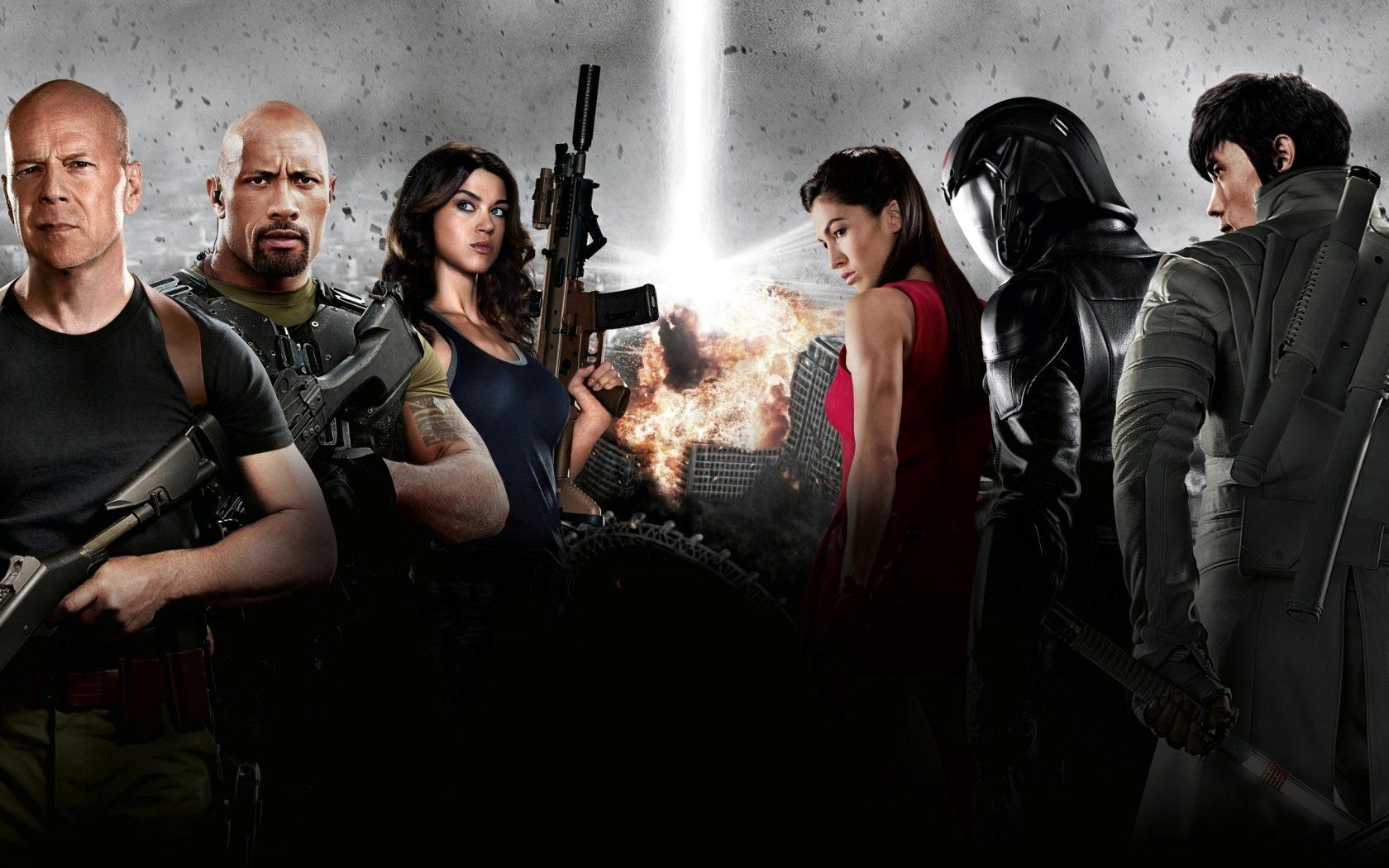 GI Joe Retaliation Exclusive Premiere Trailer HD