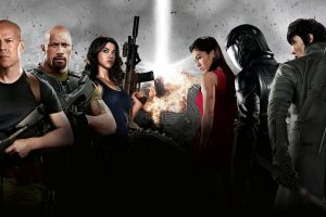 G.I. Joe: Retaliation HD
