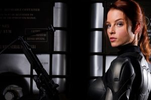 G.I. Joe: The Rise of Cobra 2009 Scarlett HD