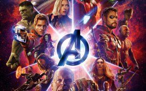 Avengers: Infinity War (2018) 4K UHD