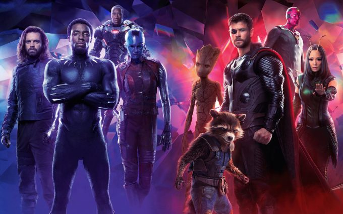 Avengers Infinity War 2018 4K Ultra HD v2