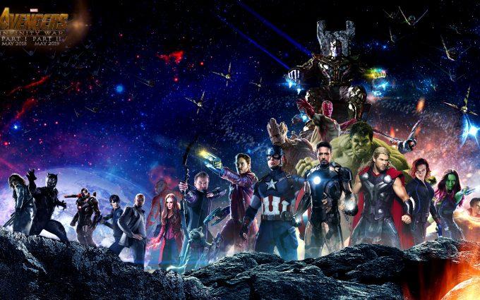 Avengers Infinity War 2018 4K UltraHD