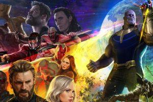 Avengers: Infinity War (2018) 5K UHD