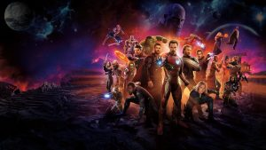 Avengers: Infinity War (2018) 5K Ultra HD