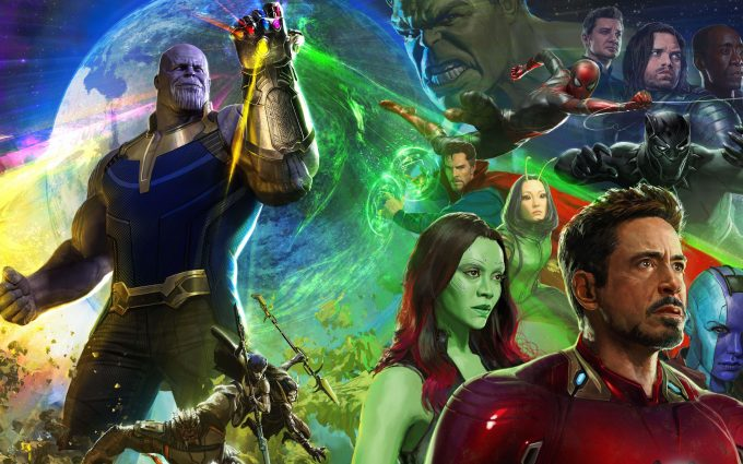 Avengers Infinity War 2018 5K UltraHD