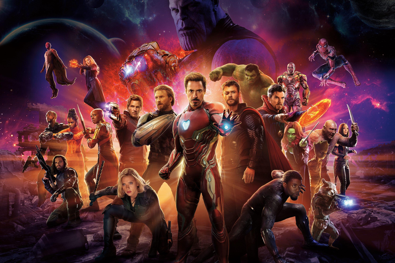 Avengers Infinity War 2018 Thanos 4k Uhd 3 2 3840x2560: Avengers: Infinity War (2018) 8K Ultra HD Wallpaper HD