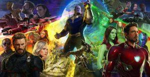 Avengers: Infinity War (2018) 8K UltraHD
