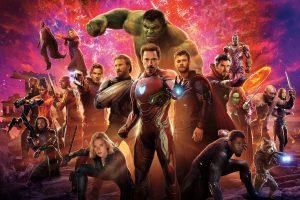 Avengers: Infinity War (2018) 8K UltraHD Wide