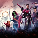 Avengers Infinity War 2018 MCU