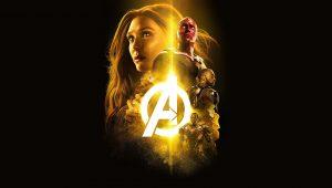 Avengers: Infinity War (2018) Mind Stone 4K UHD