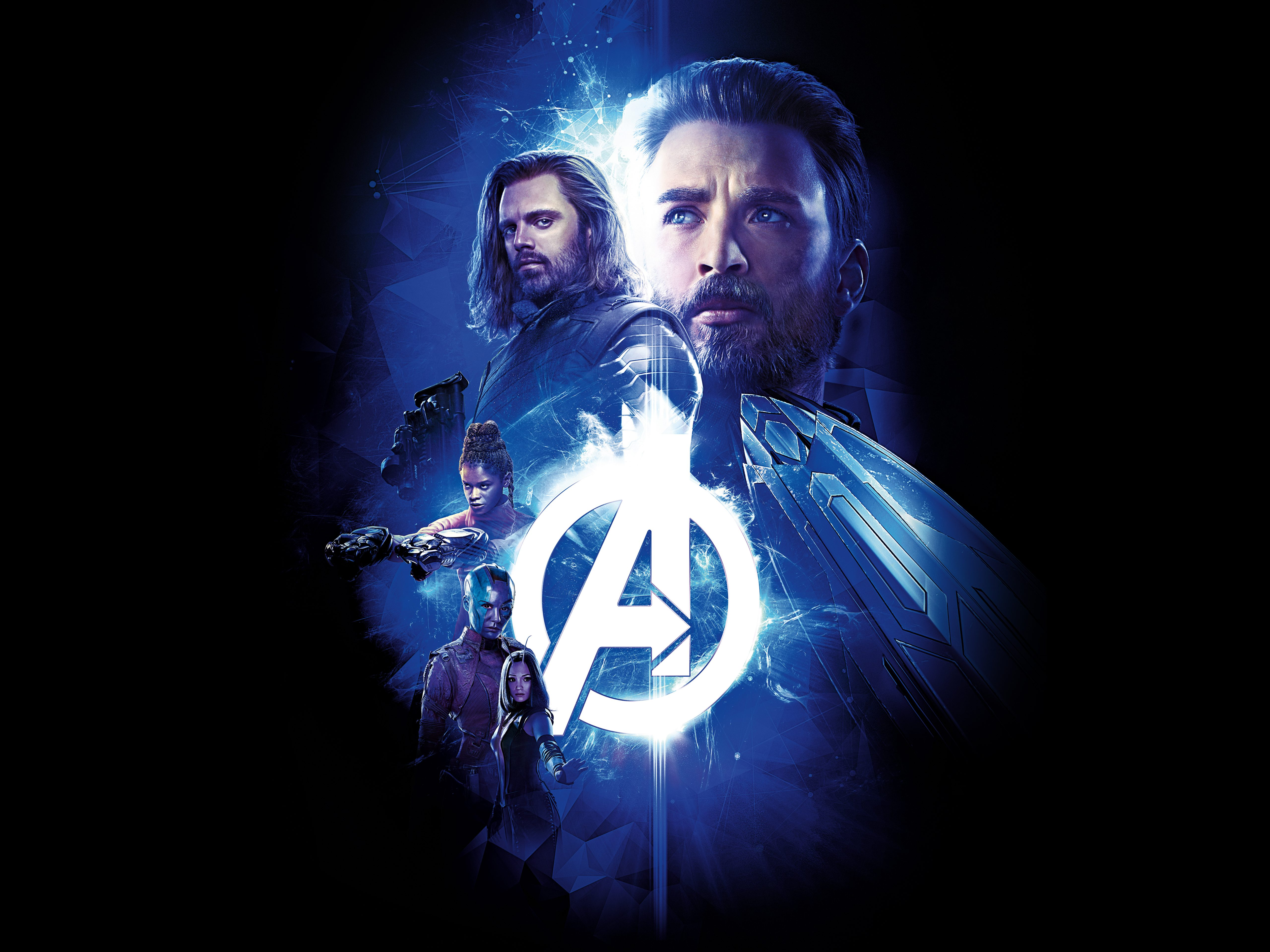 Avengers Infinity War 2018 Thanos 4k Uhd 3 2 3840x2560: Avengers: Infinity War (2018) Space Stone 8K Ultra HD