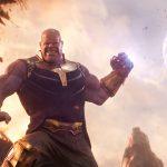 Avengers Infinity War 2018 Thanos 4K Ultra HD