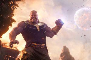 Avengers: Infinity War (2018) Thanos 4K Ultra HD