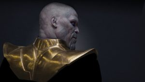 Avengers: Infinity War (2018) Thanos 5K Ultra HD