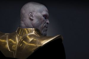 Avengers: Infinity War (2018) Thanos 5K Ultra HD