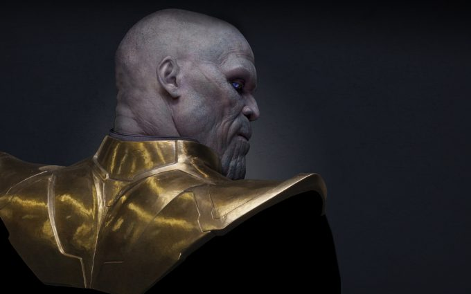 Avengers Infinity War 2018 Thanos 5K UltraHD