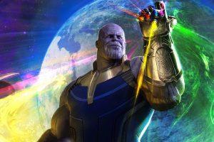 Avengers: Infinity War (2018) Thanos HD