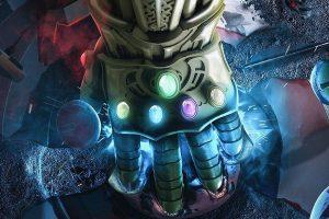 Avengers: Infinity War (2018) The Infinity Gauntlet HD