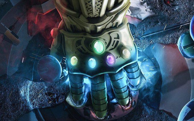 Avengers Infinity War 2018 The Infinity Gauntlet HD