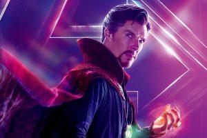 Avengers: Infinity War (2018) Doctor Strange 8K Ultra HD