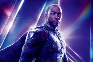 Avengers: Infinity War (2018) Falcon 8K Ultra HD