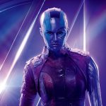 Avengers Infinity War 2018 Nebula 8K Ultra HD