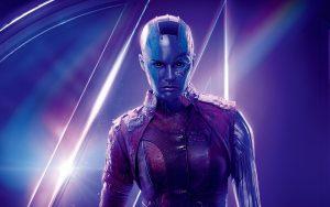 Avengers: Infinity War (2018) Nebula 8K Ultra HD