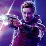 Avengers Infinity War 2018 Star Lord 8K Ultra HD