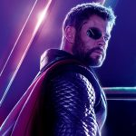 Avengers Infinity War 2018 Thor 8K Ultra HD