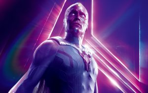 Avengers: Infinity War (2018) Vision 8K Ultra HD