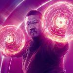 Avengers Infinity War 2018 Wong 8K Ultra HD