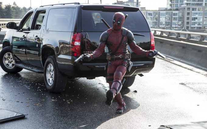 Deadpool 2016 5K